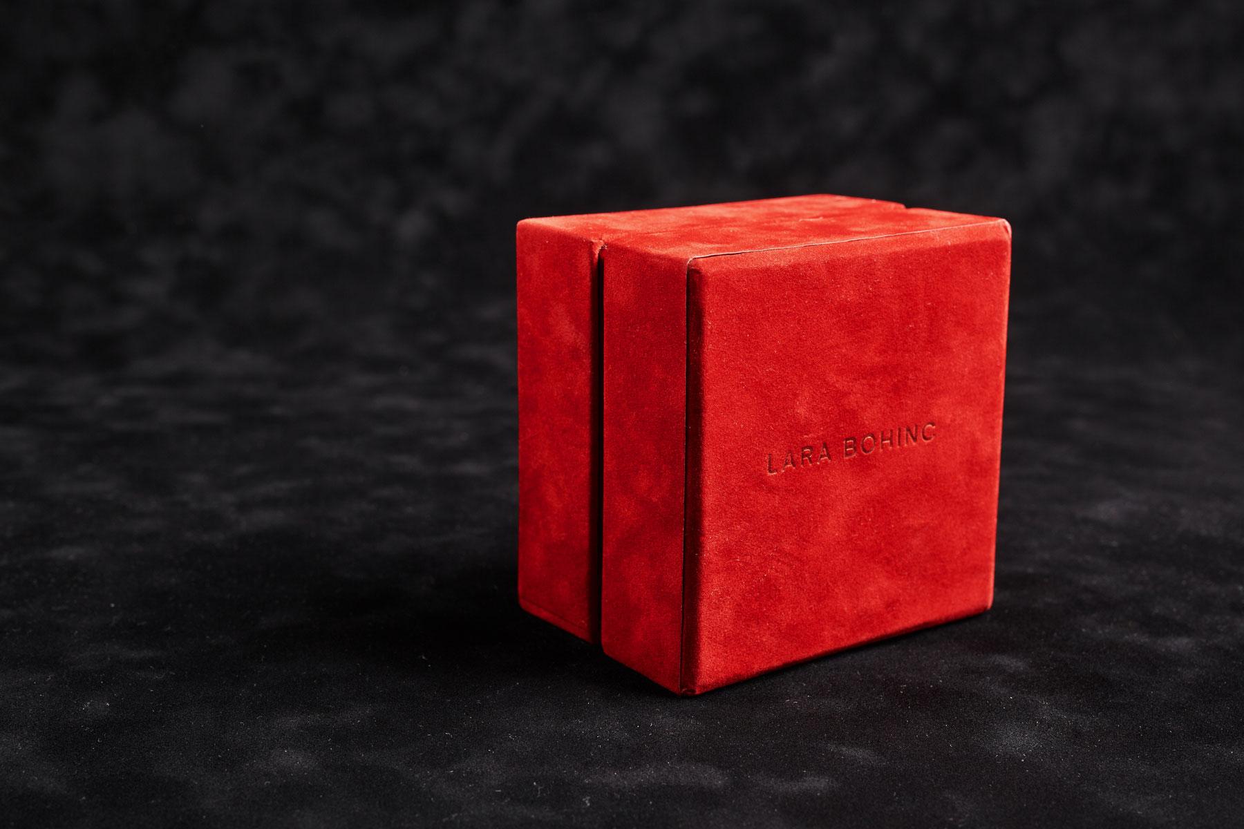 Žametna škatla